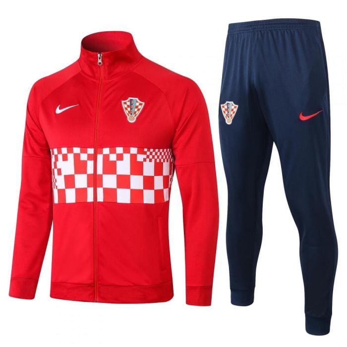 Kit Training Croácia 2020/2021 - Vermelho (0)
