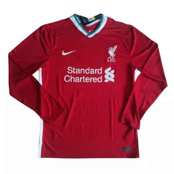 Camisa Home Liverpool 2020/2021 - Manga Longa (0)