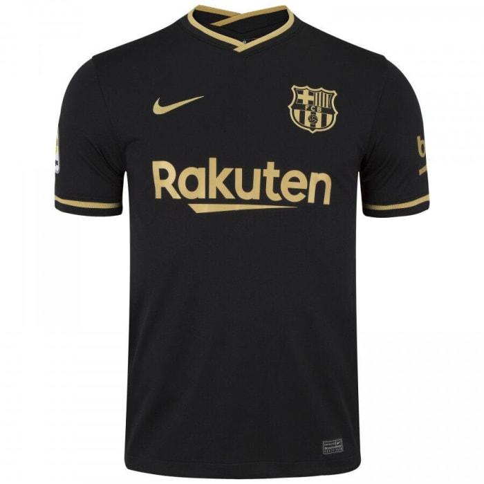 Camisa Away Barcelona 2020/2021 (0)