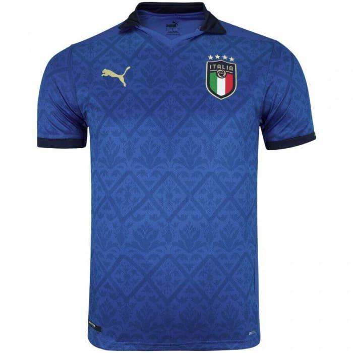 Camisa Home Itália 2020/2021 (0)