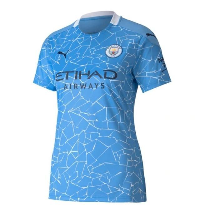 Camisa Home Manchester City 2020/2021 - Feminina (0)