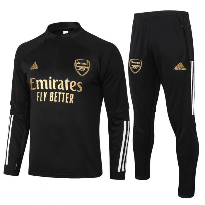 Kit training Arsenal 2020/2021 - Preto (0)