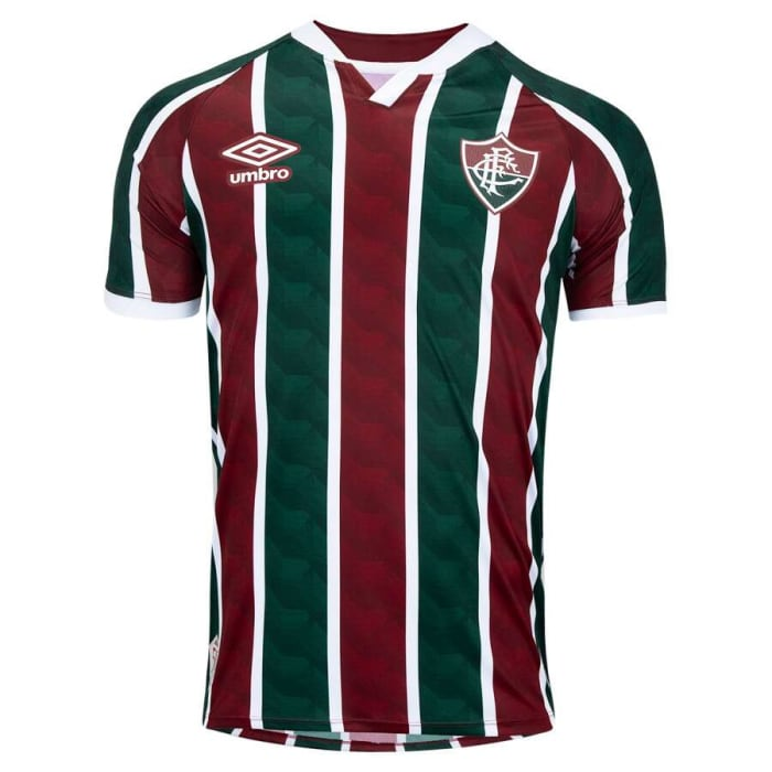 Camisa Home Fluminense 2020 (0)