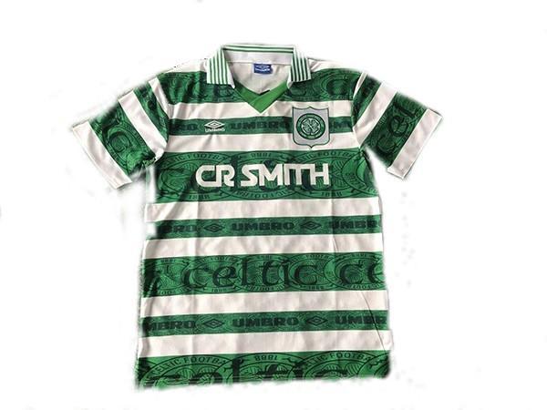 Camisa Home Celtic  1995-1997 (0)