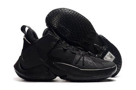 Tênis Jordan Why Not Zer0.2 SE 'Triple Black' (0)