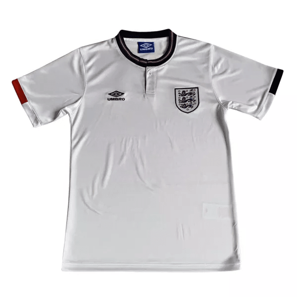 Camisa Retrô Home Inglaterra 1989 (0)