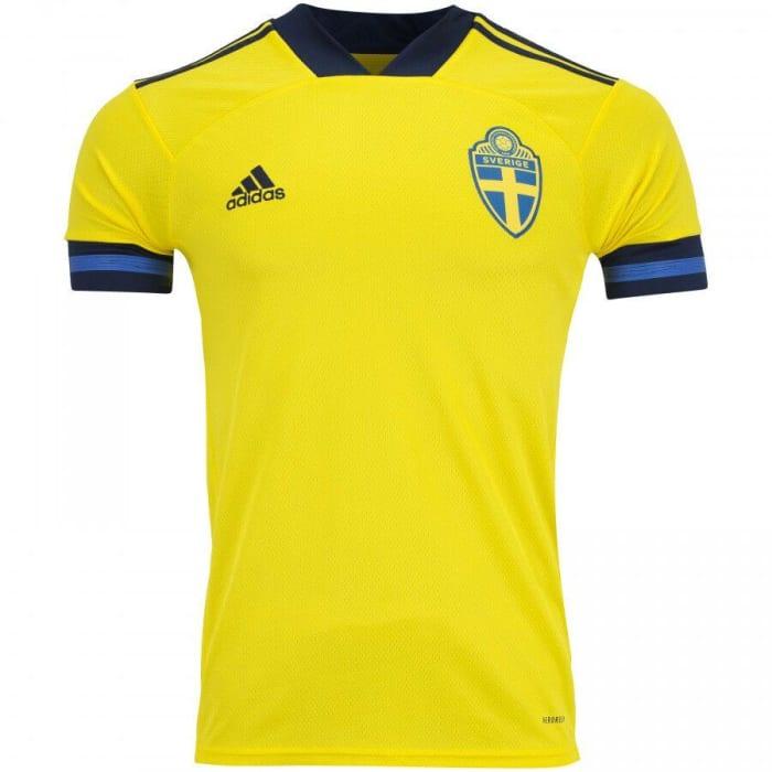 Camisa Adidas Home Suécia 2020 (0)
