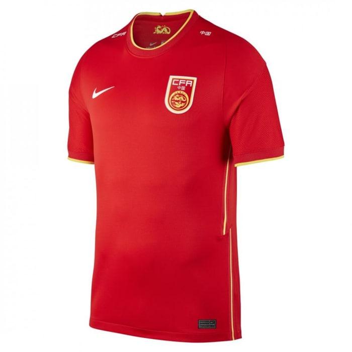 Camisa Home China 2020/2021 (0)