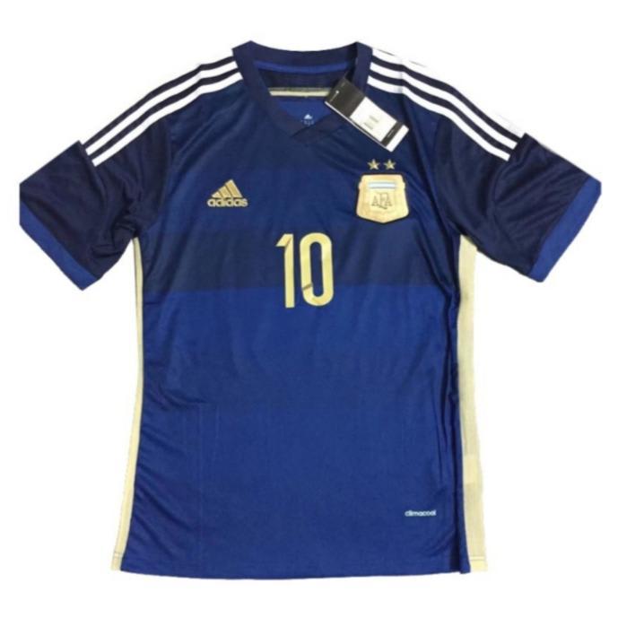 Camisa Retrô Away Argentina 2014 (0)