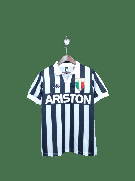 Camisa Retrô Home Juventus 1984-1985 (0)