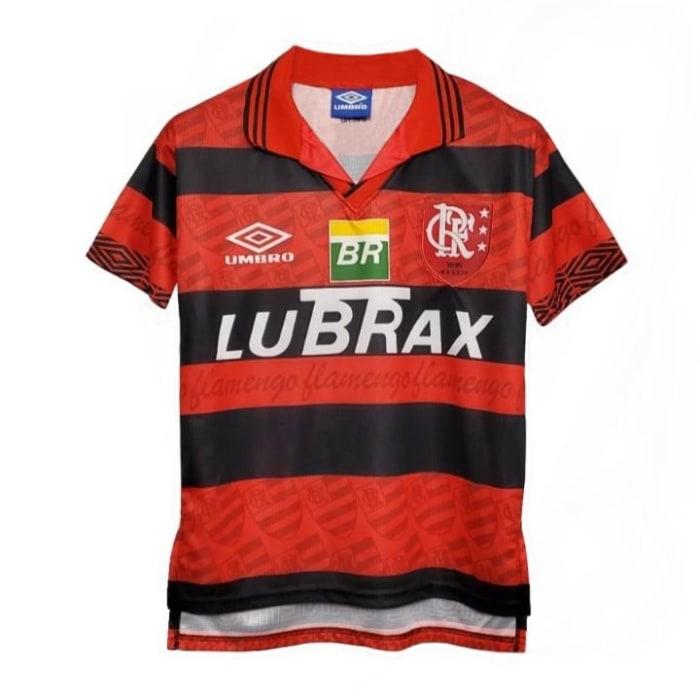 Camisa Retrô Home Flamengo 1995 (0)