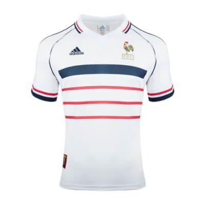 Camisa Retrô Away França 1998 (0)