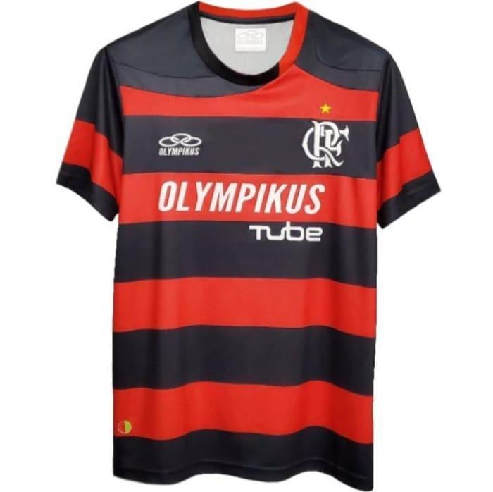 Camisa Retrô Home Flamengo 2009 (0)