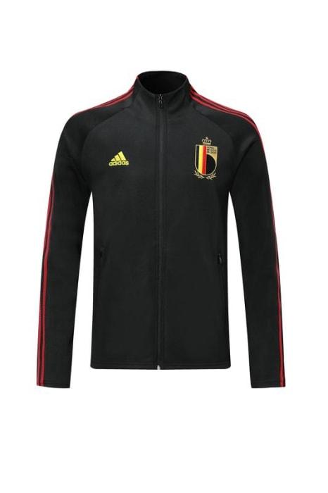 Jaqueta Bélgica 2020 - Preta (0)
