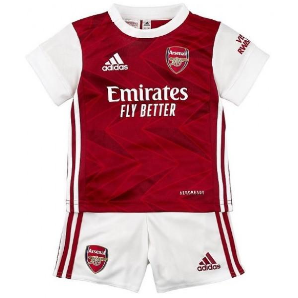 Kit Infantil Home Arsenal 2020/2021 (0)