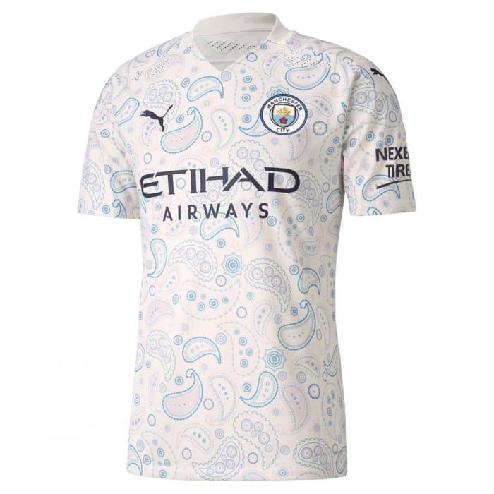 Camisa Third Manchester City 2020/2021 (0)