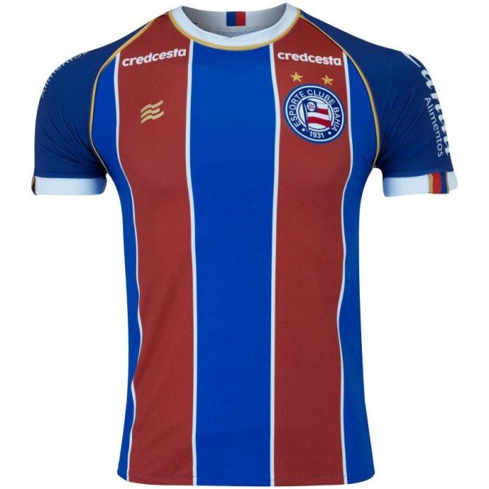 Camisa do Bahia II 2020 Esquadrão (0)