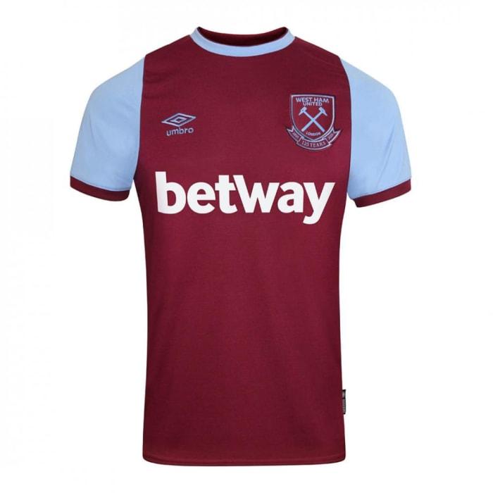 Camisa Home West Ham 2020/2021 (0)