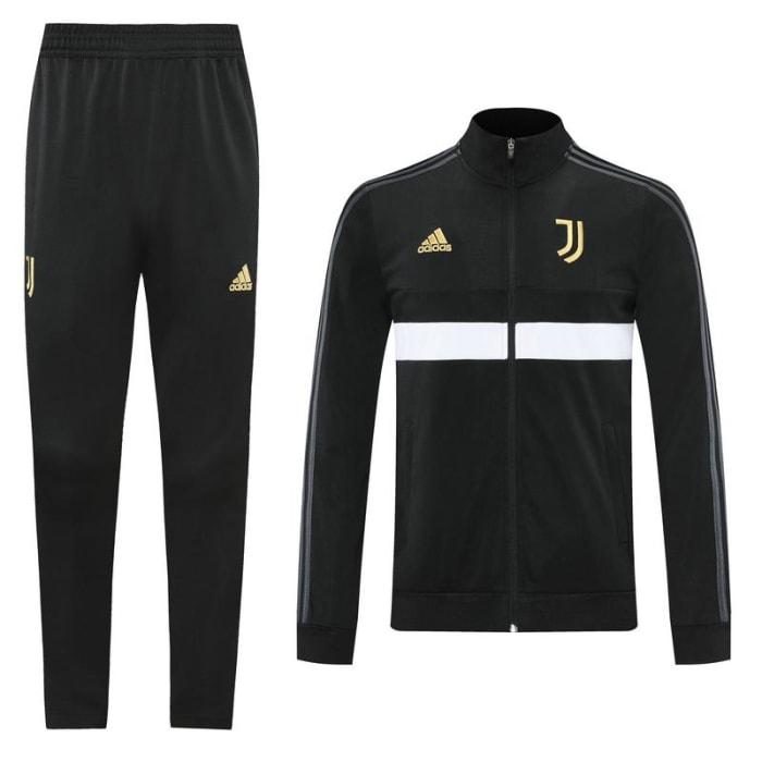 Kit Training Juventus 2020/2021 - Preto (0)