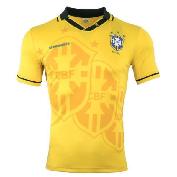 Camisa Retrô Home Brasil 1994 (0)