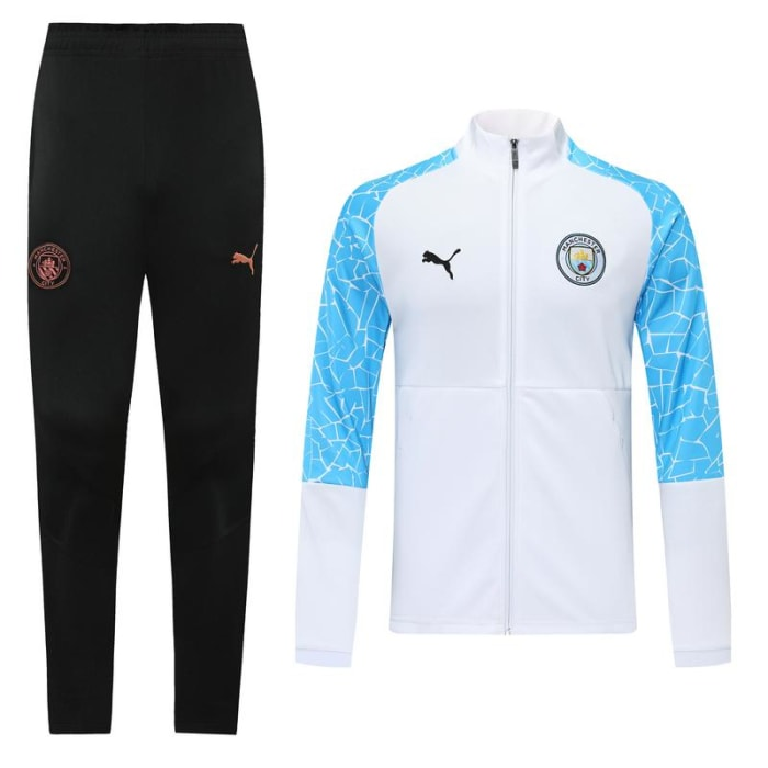 Kit treinamento Manchester City 2020 - Branco (0)