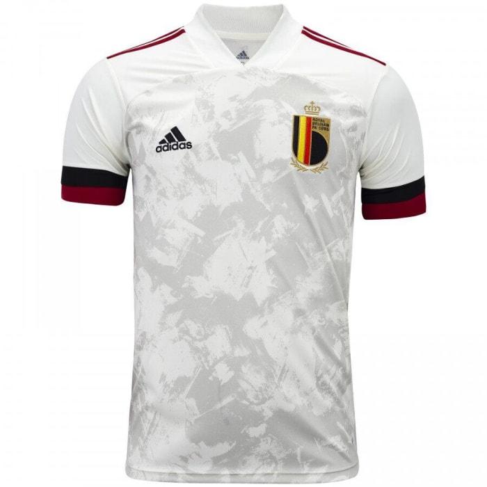 Camisa Away Bélgica 2020/2021 (0)