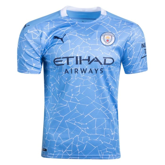 Camisa Home Manchester City 2020/2021 (0)