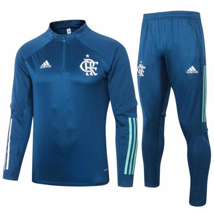 Kit treinamento Flamengo 2020 - Azul (0)