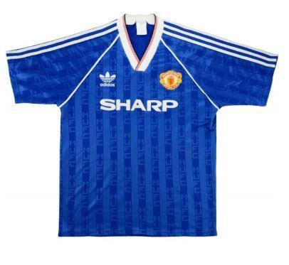 Camisa Retrô Third Manchester United 1987 1988 (0)