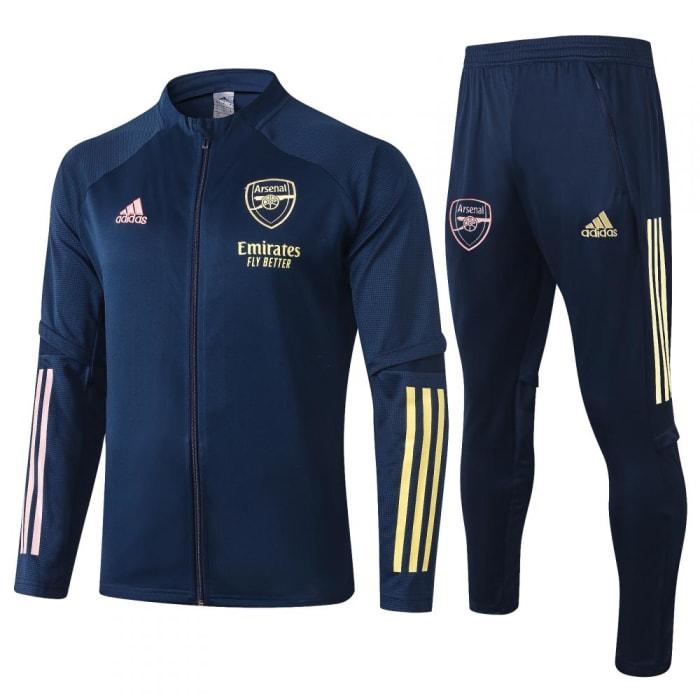 Kit Training Arsenal 2020 - Azul Marinho (0)