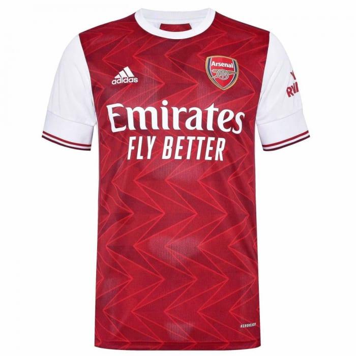 Camisa Home Arsenal 2020/2021 (0)