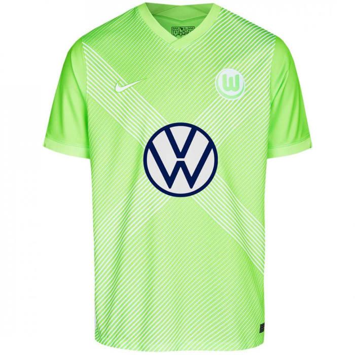 Camisa Home Wolfsburg 2020/2021 (0)