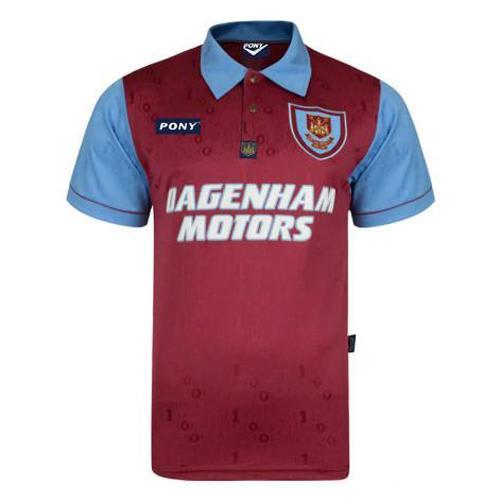Camisa Retrô Centenário West Ham 1995  (0)