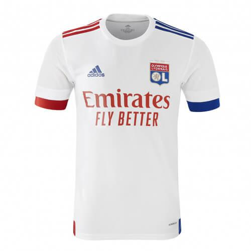 Camisa Home Lyon 2020/2021 (0)