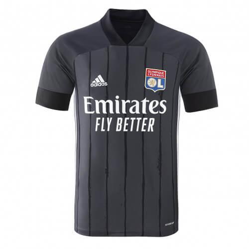 Camisa Away Lyon 2020/2021 (0)