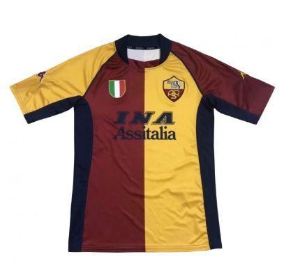 Camisa Retrô Kappa Roma 2001/2002 (0)