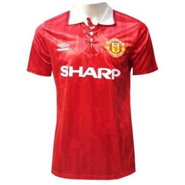 Camisa Retrô Umbro Manchester United 1993/1994 (0)