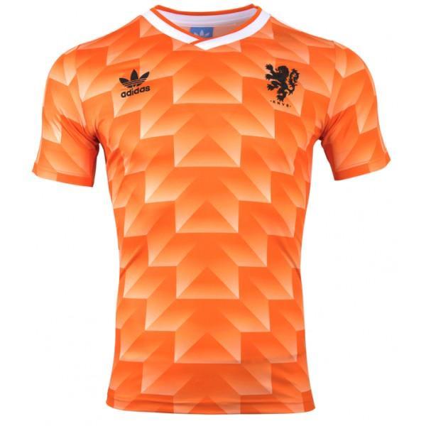 Camisa Retrô Adidas Holanda 1988 (0)